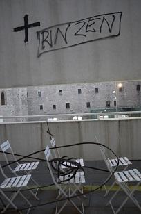 ④「MUSEU D´ART CONTEM PORANI」とスケボー少年たち=スペイン・バルセロナ編=_f0226293_1283119.jpg
