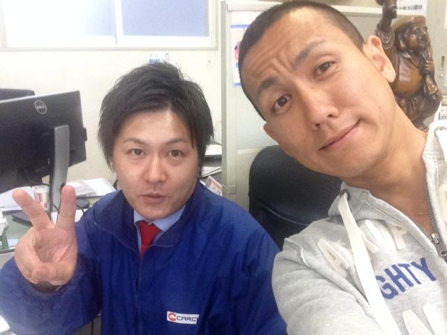 店長のニコニコブログー10/17(金)ランクル ハマーアルファード_b0127002_19545629.jpg