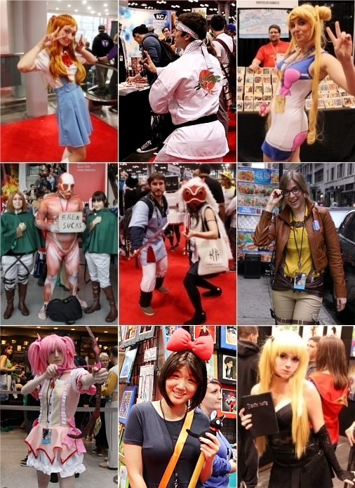 NYコミコン2014 日本文化の影響を受けてるコスプレ姿_b0007805_10255178.jpg