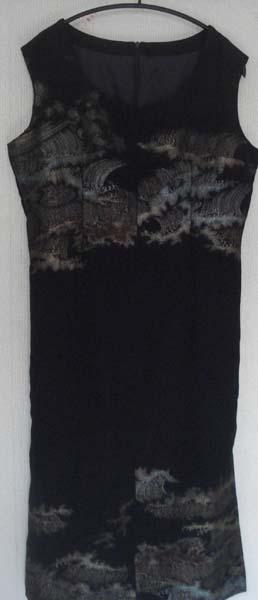 ブラックドレス。_e0110719_11584496.jpg
