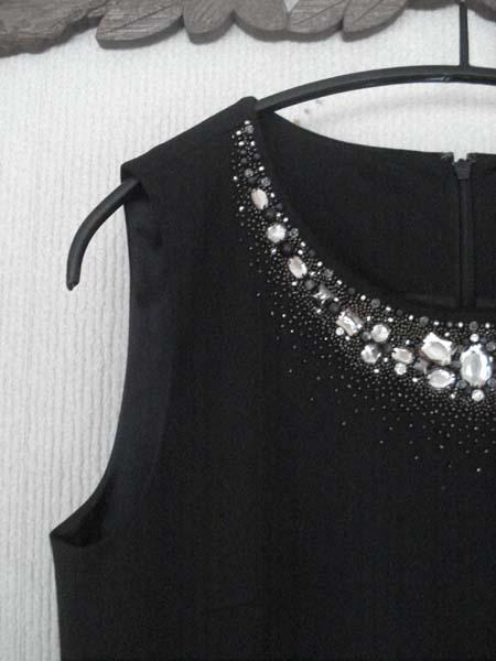 ブラックドレス。_e0110719_11593569.jpg