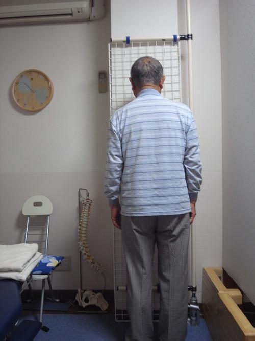 佐久市 男性 79歳 交通事故後遺症 むちうち(頸椎捻挫) 首肩の痛み 腕の痛み 腰痛 交通事故治療_b0168743_1054977.jpg