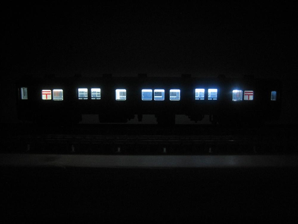 KATO 急行「ニセコ・宗谷」マニ50&スユ15をイジろう その2_e0120143_2383051.jpg