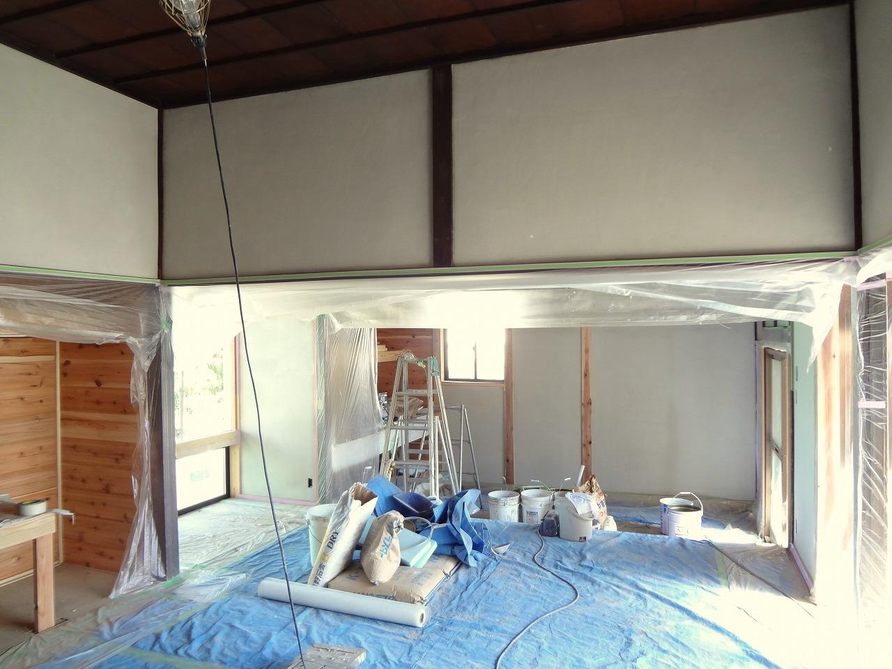 土壁修復_b0274159_09544336.jpg