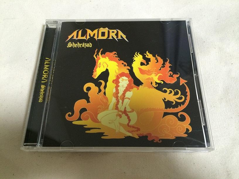 "ALMORA""SHEHRAZAD"" ~youtubeで聴ける私的名曲500選 その35~_e0052576_03092513.jpg"