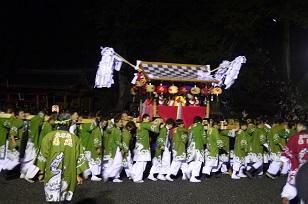 丹波篠山・春日(かすが)神社の秋祭り_f0226293_7434139.jpg