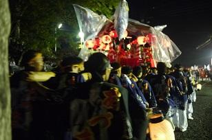 丹波篠山・春日(かすが)神社の秋祭り_f0226293_7435139.jpg