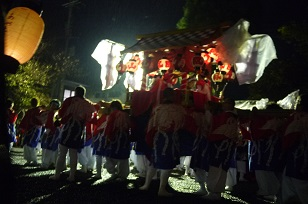 丹波篠山・春日(かすが)神社の秋祭り_f0226293_744122.jpg