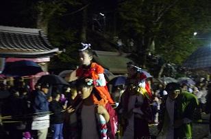 丹波篠山・春日(かすが)神社の秋祭り_f0226293_7443773.jpg