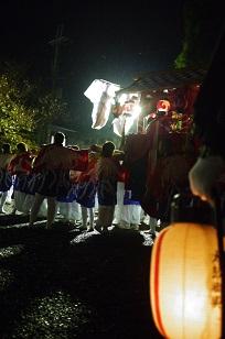丹波篠山・春日(かすが)神社の秋祭り_f0226293_745013.jpg