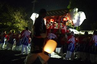丹波篠山・春日(かすが)神社の秋祭り_f0226293_7571661.jpg