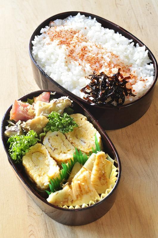 常備菜のお弁当_b0171098_833775.jpg
