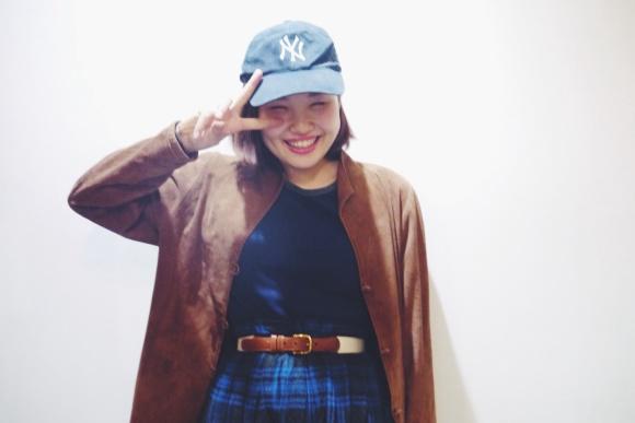 plaid skirt style_f0335217_12452991.jpg