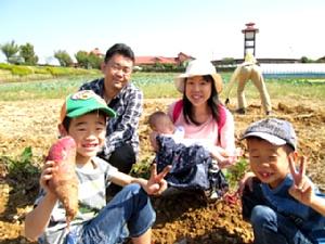 本日サツマイモ収穫体験_d0120421_1762022.jpg