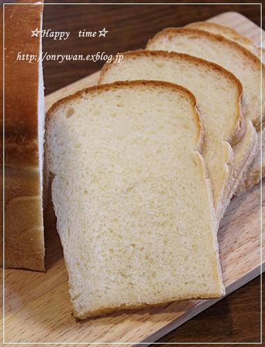 サンドイッチ弁当と秋バラ☆アイスバーグ♪_f0348032_17445427.jpg