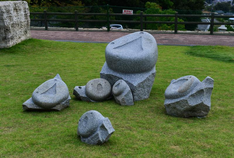 石の芸術に挑む 作家の作品展_d0246136_16305914.jpg