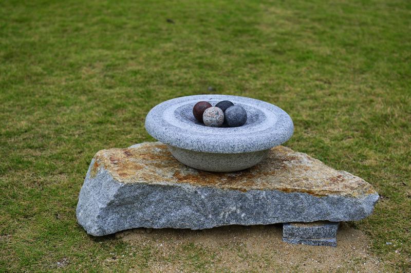 石の芸術に挑む 作家の作品展_d0246136_16332850.jpg