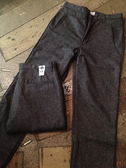 """NEW : POST O\'ALLS [C-POST 7] \""""french twill x cotton flannel\"""" !!_a0132147_2218506.jpg"""