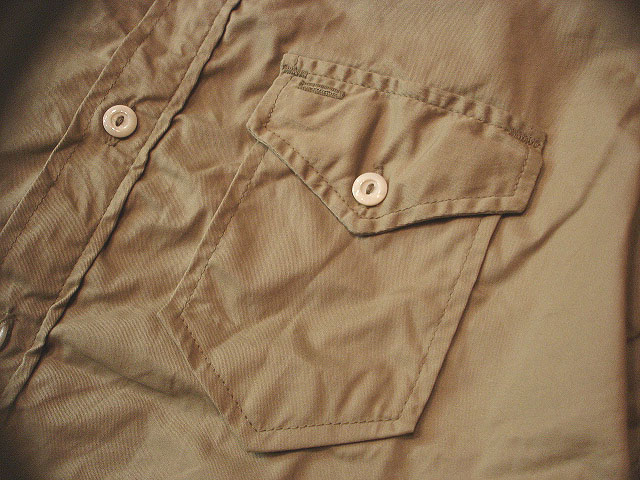 """NEW : POST O\'ALLS [C-POST 7] \""""french twill x cotton flannel\"""" !!_a0132147_22185489.jpg"""