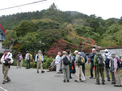 お茶壷道中(甲州街道)笹子峠と矢立の杉_f0019247_036196.jpg