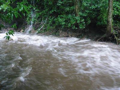リューバ―ダムが・・・。山奥の川はこの時期干上がっています!_a0254656_18284827.jpg