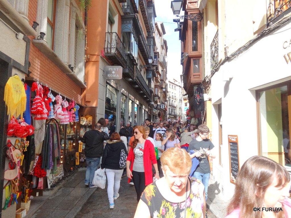 スペイン旅行記 9 トレド その3 街歩き_a0092659_1941091.jpg
