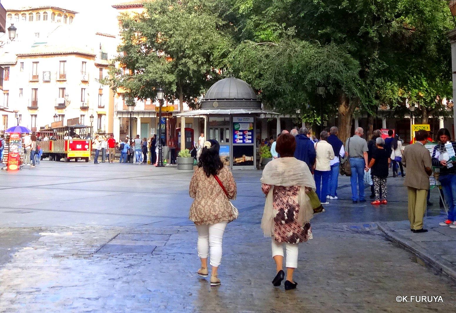 スペイン旅行記 9 トレド その3 街歩き_a0092659_2327284.jpg
