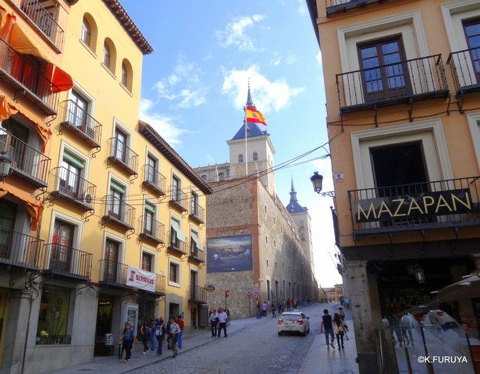 スペイン旅行記 9 トレド その3 街歩き_a0092659_23381083.jpg