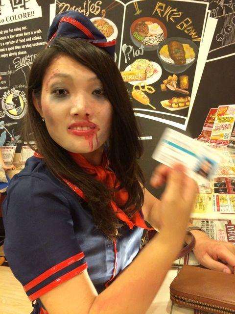 楽しかった Halloween Party♡_a0239065_11121917.jpg