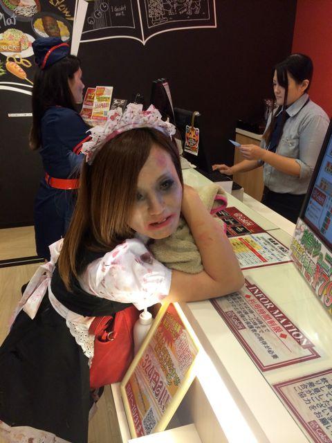 楽しかった Halloween Party♡_a0239065_1112212.jpg
