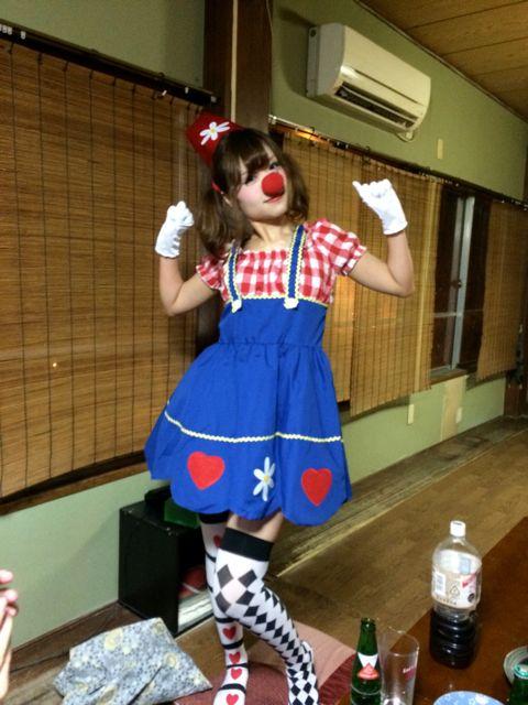 楽しかった Halloween Party♡_a0239065_11151383.jpg