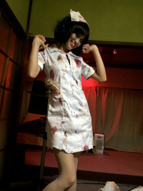楽しかった Halloween Party♡_a0239065_1115471.jpg