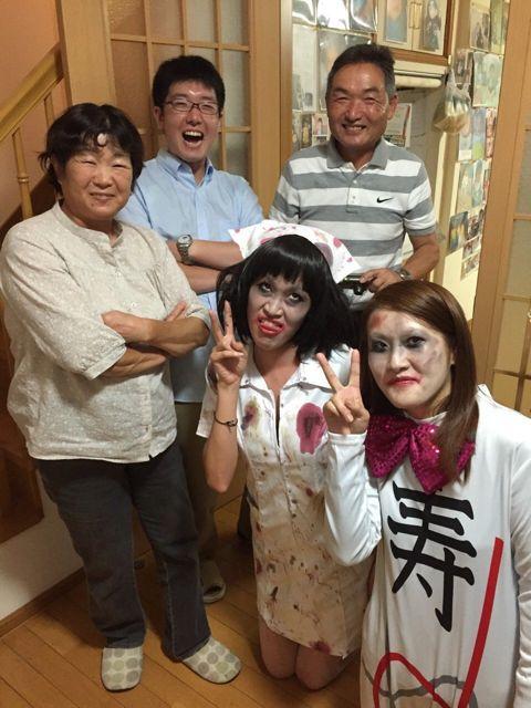 楽しかった Halloween Party♡ Vol.2_a0239065_1121503.jpg