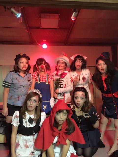 楽しかった Halloween Party♡ Vol.2_a0239065_11215486.jpg