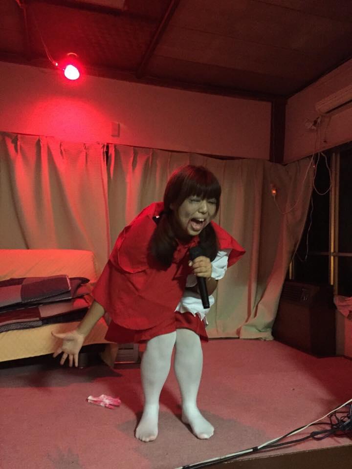 楽しかった Halloween Party♡ Vol.2_a0239065_11221389.jpg