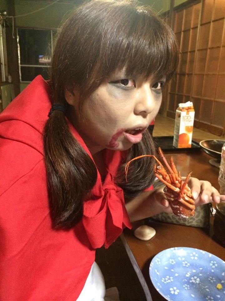 楽しかった Halloween Party♡ Vol.2_a0239065_11221592.jpg
