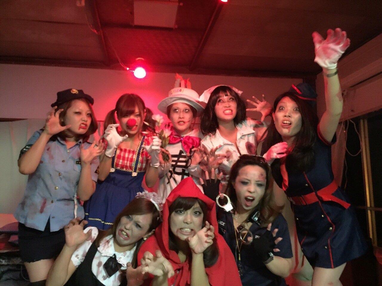 楽しかった Halloween Party♡ Vol.2_a0239065_11261669.jpg