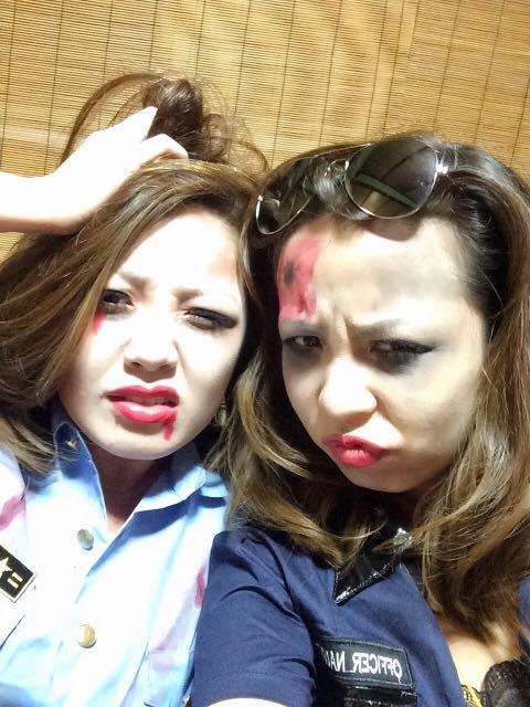 楽しかった Halloween Party♡_a0239065_955045.jpg