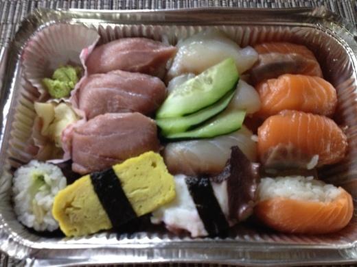 トシさんの店のお寿司_a0136671_73609.jpg