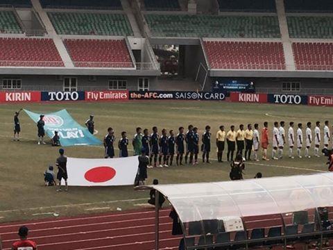 AFC U-19選手権 準々決勝_f0053072_8561920.jpg