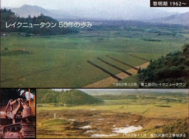 10/9 軽井沢レイクガーデン 歴史編_c0124100_1275255.jpg
