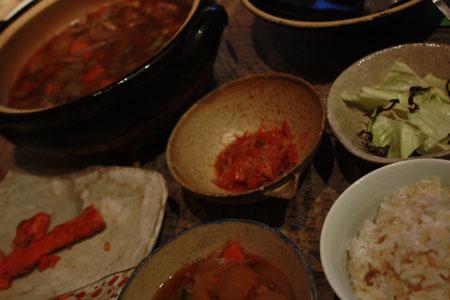ある日の夕食_f0208315_1127565.jpg
