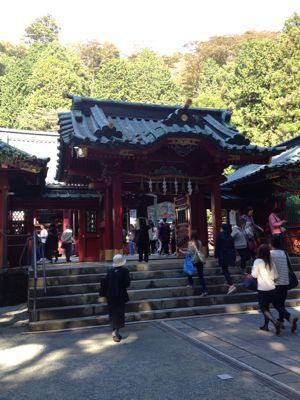 箱根神社。_b0135325_20205629.jpg