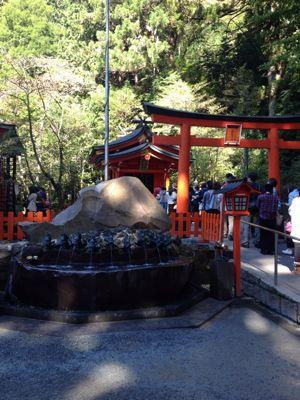 箱根神社。_b0135325_2021083.jpg