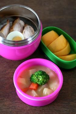 女子中学生のお弁当 93 寒い日_b0048834_96353.jpg
