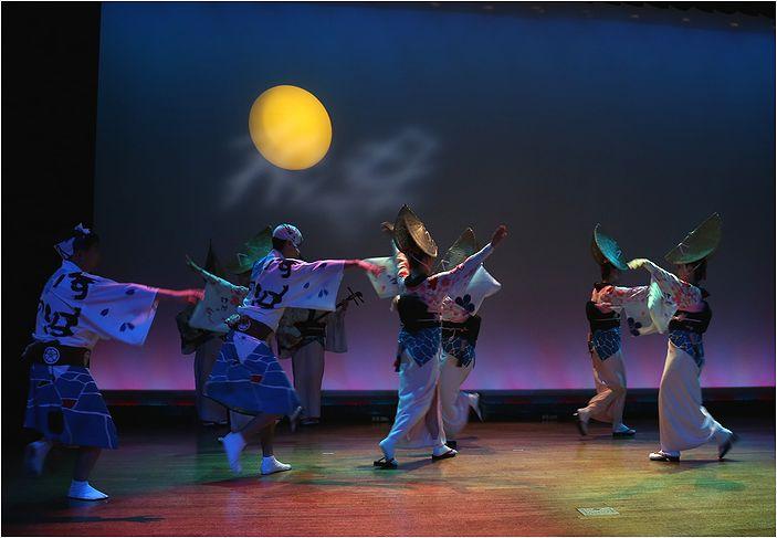 阿波踊り 男踊り_a0256349_23102114.jpg