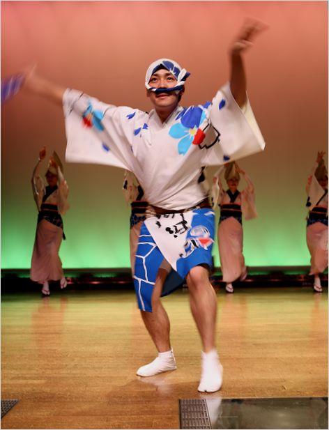 阿波踊り 男踊り_a0256349_2310938.jpg