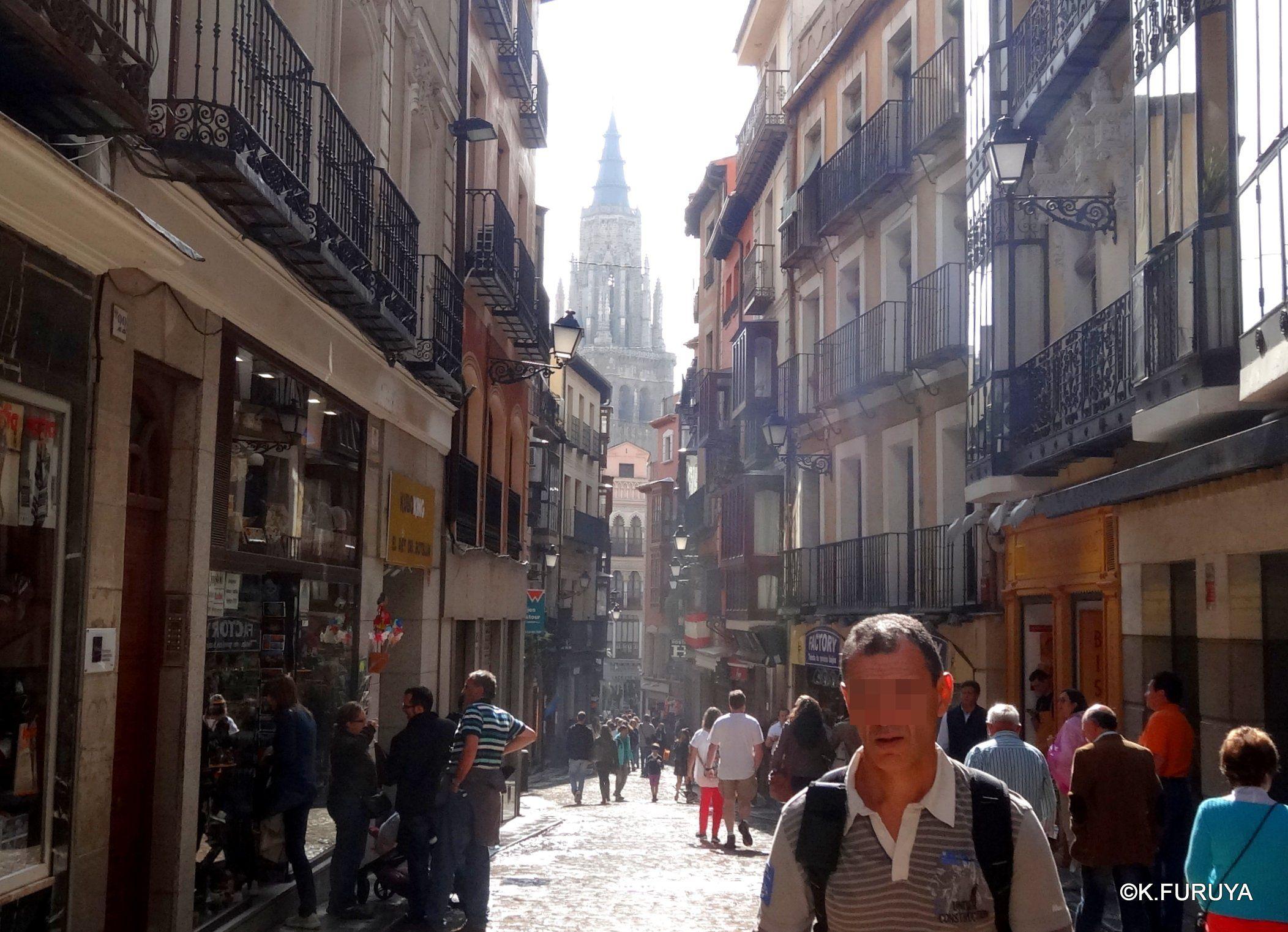 スペイン旅行記 9 トレド その3 街歩き_a0092659_21322977.jpg