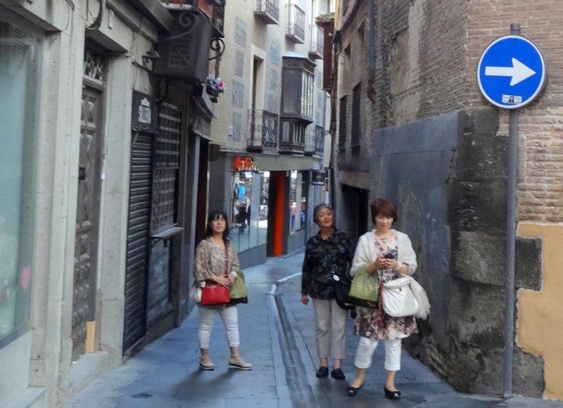 スペイン旅行記 9 トレド その3 街歩き_a0092659_21344721.jpg