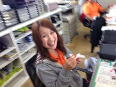 阿部ちゃん寿退社で送別会_b0127002_22224027.jpg